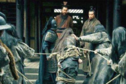 吕布兵败下邳曹操俘获四名大将,为什么高顺被杀张辽得以重用?