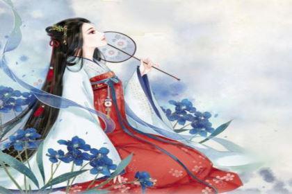 班婕妤:汉朝顶级才女,打入冷宫后写下一首诗流传千古