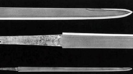 武士刀和唐刀相比到底有多大 区别可不是一点两点