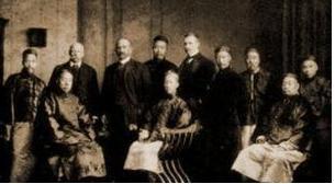 皇族内阁:全国十三个席位,满人占九个