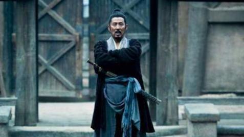 项羽阵前欲煮刘邦父亲,刘邦一句话没心没肺却解父亲于危难!