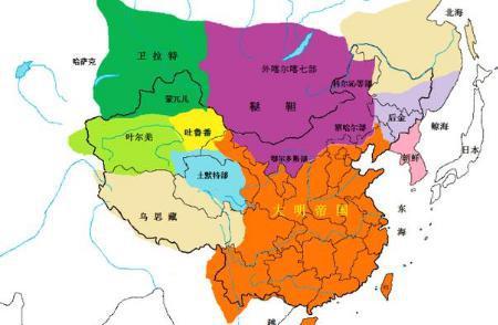 明朝为什么要天子守国门而不是虽远必诛呢 为什么朱元璋会不同于汉武帝的政策呢