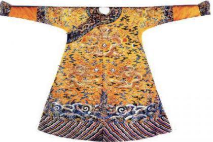 龙袍不适合清洗,皇帝夏天穿在身上味道不大吗?