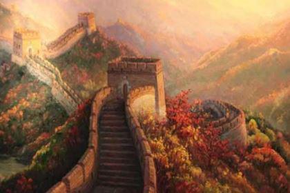 中国皇帝为什么会有天朝上国的优越感?原因是什么