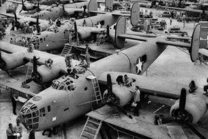 二战哪些国家有完整的工业体系?八大工业强国介绍!