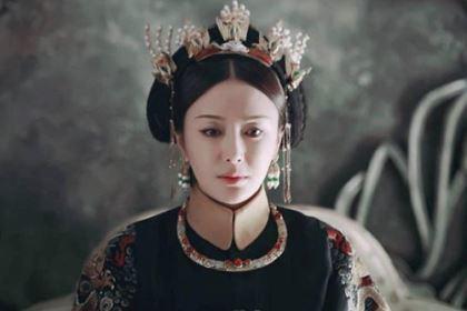 皇后是后宫的掌权者,其实也有忌讳点