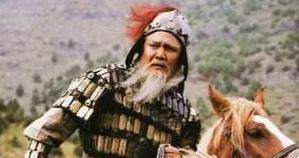 老年的黄忠都能对阵关羽,年轻时候的黄忠武力值怎么样?