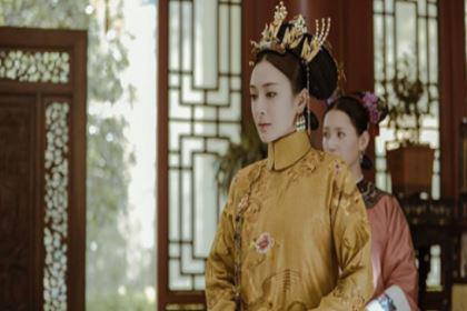 乾隆皇帝挚爱的女人并非夏雨荷,而是小16岁的她?
