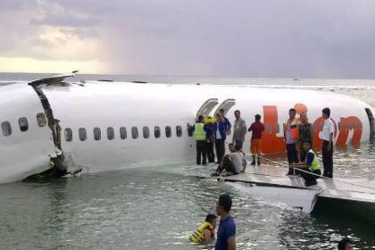 飞行员因上级批评,飞行中途熄火坠向太平洋,210人无一生还