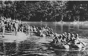 强渡怒江的部队是哪支?战役的背景是什么?