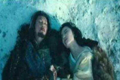 虞姬作为项羽的妻子 为什么刘邦会厚葬她呢