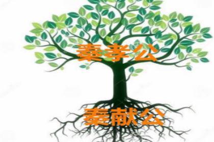 秦献公为什么没有秦孝公有名?他在秦国崛起中有什么贡献?