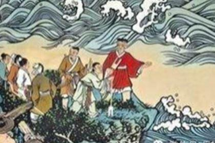 中国历史上第一个被起义灭掉的君主:夏桀