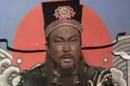 中国古代四大丑男是谁?每个都是大人物