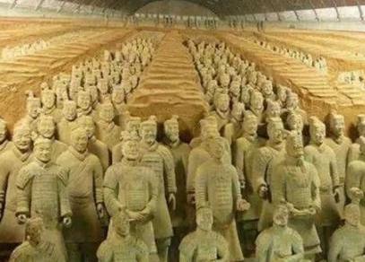 秦始皇陵都存在两千多年了 为什么会在1974年才被发现呢