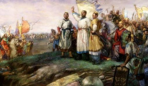 历史上有哪些农民起义?这些起义为什么都要喊口号?