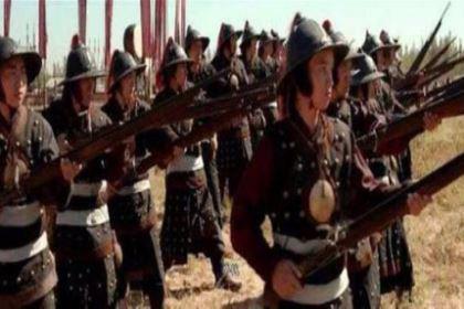 明朝步兵的主要火器是三眼铳 三眼铳的威力究竟有多大呢