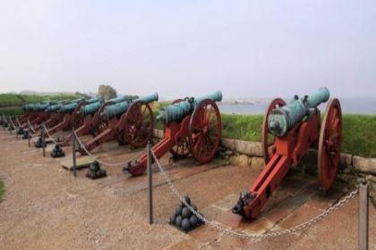明朝的红衣大炮为例如何 看看努尔哈赤就知道了
