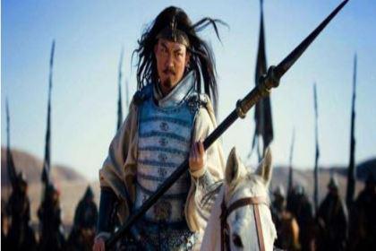 蜀汉五虎上将最后一战,黄忠斩杀大将,关羽壮志未酬?