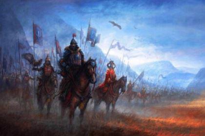 历史上庞大的蒙古帝国,存在了不到一百年的时间