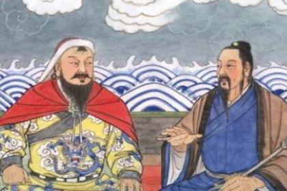 成吉思汗最关心的男人是谁?看了让人感叹