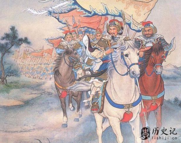 宋朝名将岳飞,不仅带兵打仗所向披靡,单挑能力也极其可怕