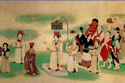 唐朝吐蕃战争中吐蕃帝国究竟多强大?吐蕃帝国为什么会没落