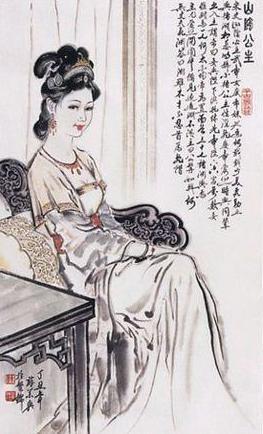山阴公主:长相极致美丽却背负着千古骂名