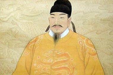 唐玄宗的亲生父亲是谁