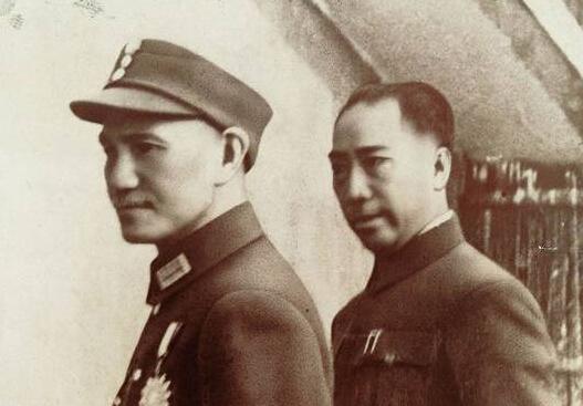 蒋介石与戴笠-kk历史网