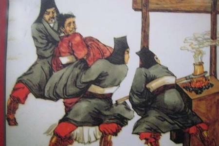 古代女囚10大酷刑