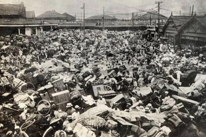 日本地震 盘点历史上日本有哪些重大地震