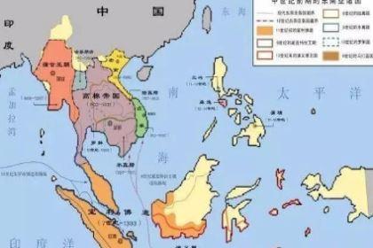 巅峰时期的缅甸实力有多强 要是没有招惹清朝说不定就统一了东南亚