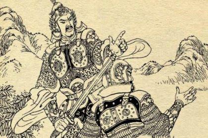 尉迟敬德两战秦琼差点被斩,他实力到底如何?