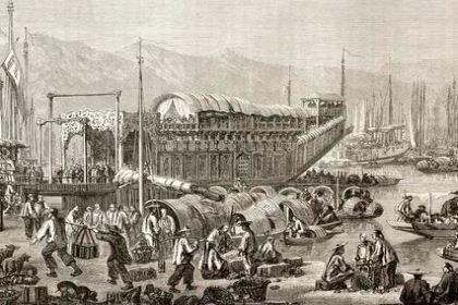 清朝闭关锁国的原因是什么 清朝究竟强大到什么地步