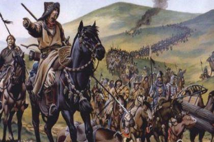 匈奴人为什么会在中原消失掉?原因是什么