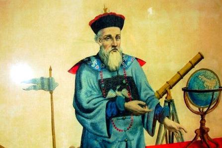 南怀仁:康熙皇帝的科学启蒙老师 清初最有影响的来华传教士之一