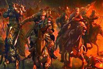 没有想到他针对匈奴人的两个政策 竟然在东西方掀起如此大的波澜