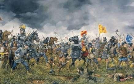 班诺克本战役的详细经过是怎样的?最后谁赢了