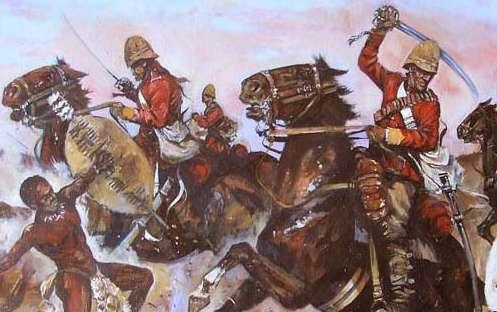 祖鲁战争的起因是什么?是在什么背景下发生的