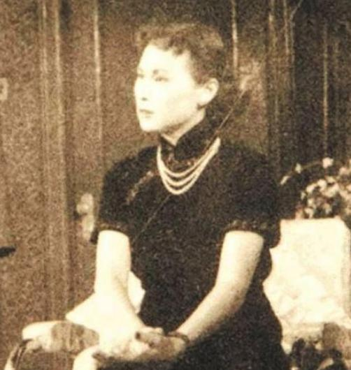 """她是民国著名的""""交际皇后"""",遭遇两次婚变"""