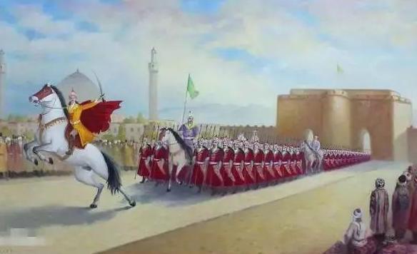 12岁起兵征战天下 15岁建立自己的帝国 堪称传奇
