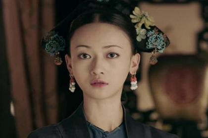 乾隆身边宠妃不断,庆妃又是如何成为最幸运的妃子?