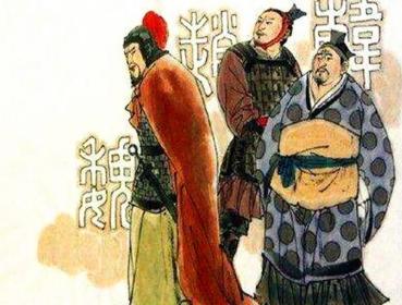 三家分晋后,为什么很长一段时间内赵国的国力并不强?